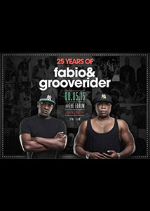 25 Years of Fabio & Grooverider - 3rd release