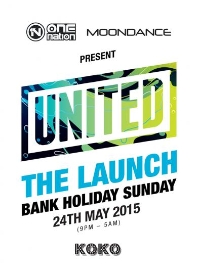 One Nation & Moondance Present United – The Launch